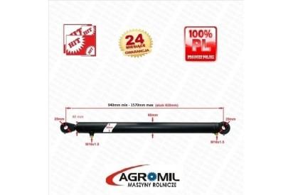 Cylinder hydrauliczny 50/40/630 L:940