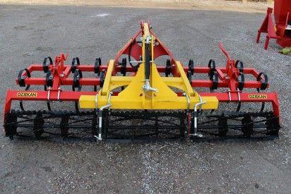 Agregat uprawowo-siewny o szerokości roboczej 2,2m