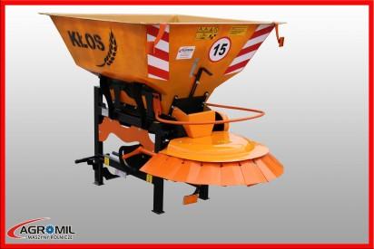 Piaskarka komunalna 400 kg