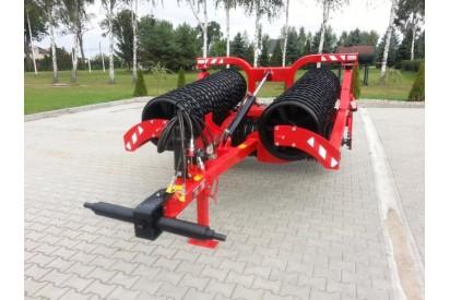Wał uprawowy hydrauliczny szer.7,5m