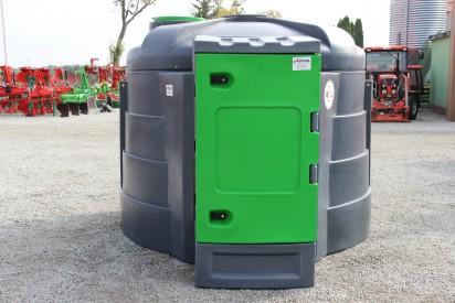 Zbiornik do paliwa z dystrybutorem paliwa