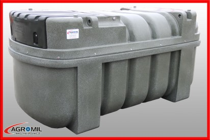 Zbiornik do paliwa 2500 l AGROLINE