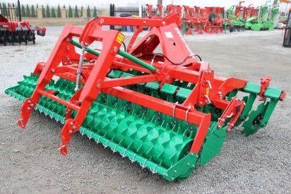 Agregat talerzowy AGRO-MASZ o szer. 2,7m
