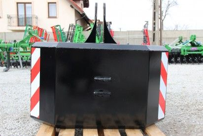 Balast do ciągnika 150-700kg