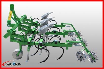 Pielniko-obsypnik 3 rzędowy