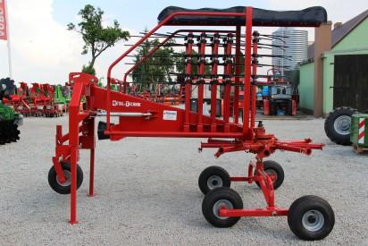 Zgrabiarka karuzelowa METAL-TECHNIK 420 cm
