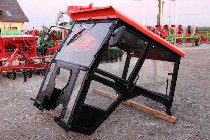 Kabina do ciągnika C-330 LUX bez błotników