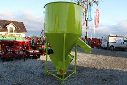 Mieszalnik pasz pojemność 1200kg