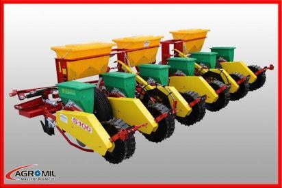 Siewnik do kukurydzy 6-rzędowy