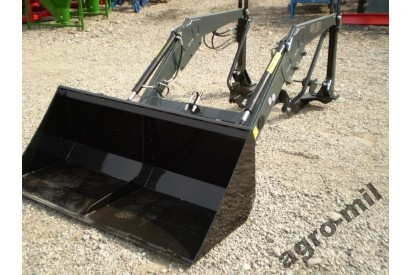 Ładowacz czołowy nowy typ eurormka udźwig 700kg