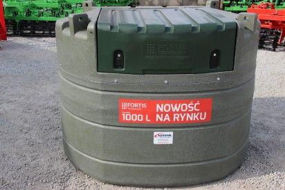 Zbiornik do paliwa 1000 l AGROLINE