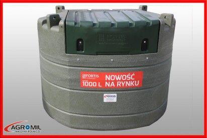 Zbiornik do paliwa 1500 l AGROLINE