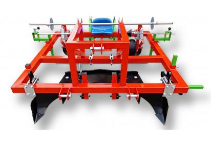 Maszyna do formowania zagonów I-rzędowa