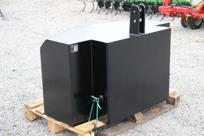 Balast do ciągnika 1800 kg