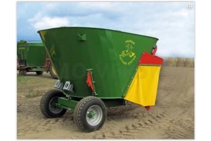 Wóz paszowy VMP-5 S pojemność 5m3