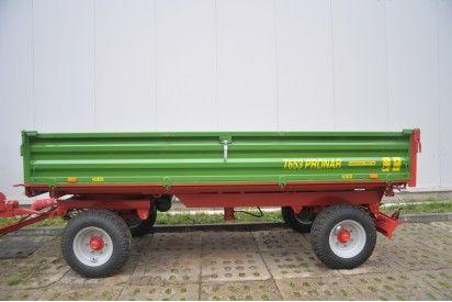 Przyczepa T654