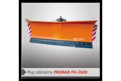 Pług PU-2600