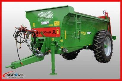Rozrzutnik NV 161/2 ładowność 8490 kg
