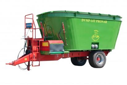 Wóz paszowy VMP-5 ST pojemność 5m3