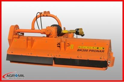 Kosiarka tylno-czołowa BK110M