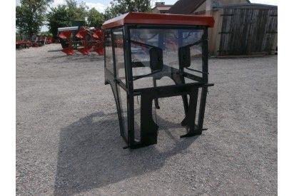 Kabiny sadownicze bez błotników