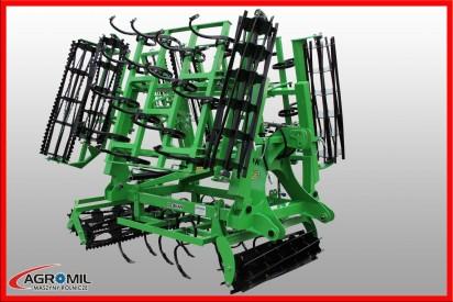 Agregat hydraulicznie składany 6,3m