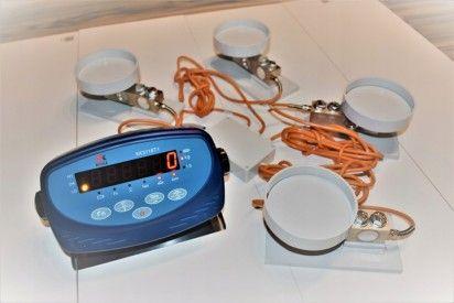 Waga elektroniczna 4 czujnikowa bez sygnalizacji