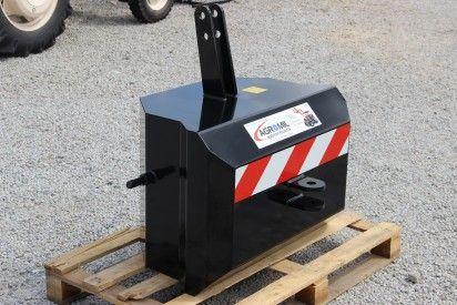 Balast do ciągnika 1000 kg Agro-Raf