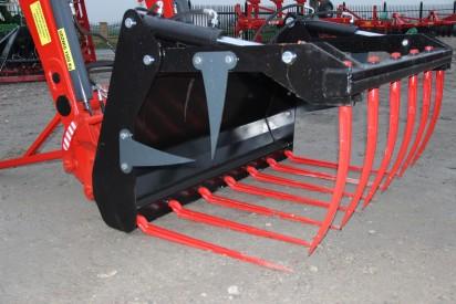 Ładowacz czołowy udźwig 1500kg