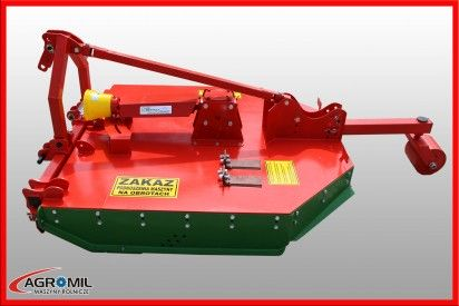 Kosiarka sadownicza K-160 szer.1,6m