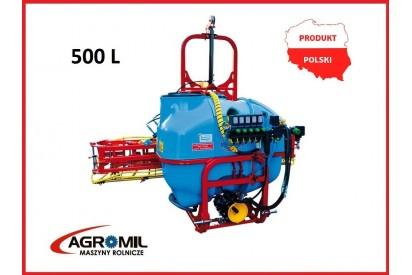 Opryskiwacz z końcówką potrójną RSM 500/15m